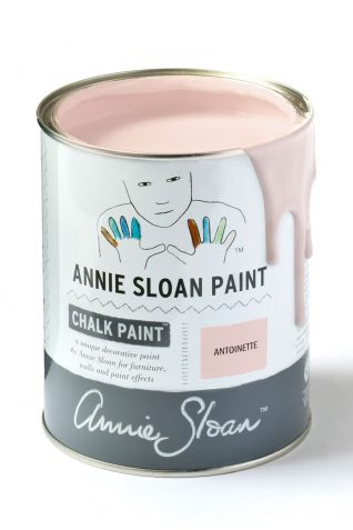 Quart 32 oz Antoinette Annie Sloan Chalk Paint Can