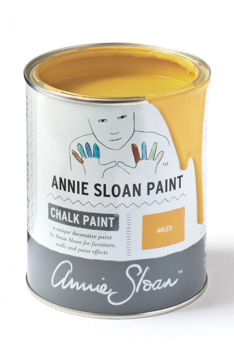 Quart 32 oz Antoinette Annie Sloan Chalk Paint Can