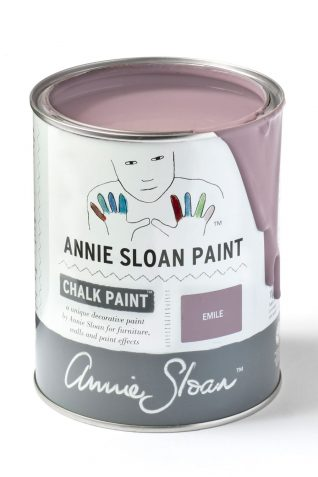 Quart 32 oz Emile Annie Sloan Chalk Paint Can