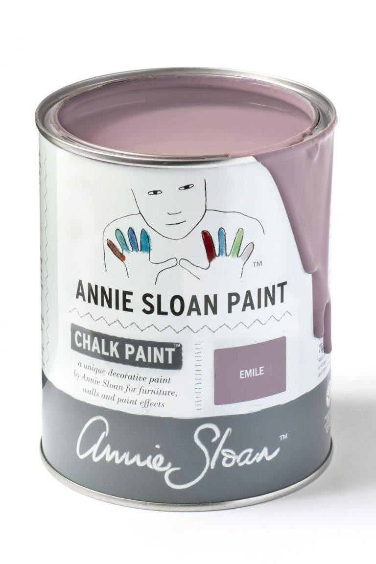Quart 32 oz Emile Annie Sloan Chalk Paint Can