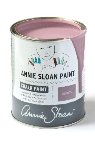 Quart 32 oz Henrietta Annie Sloan Chalk Paint Can