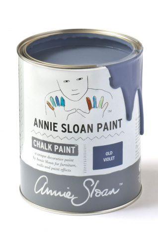 Quart 32 oz Old Violet Annie Sloan Chalk Paint Can