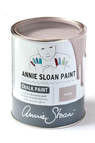 Quart 32 oz Paloma Annie Sloan Chalk Paint Can