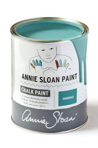 Quart 32 oz Provence Annie Sloan Chalk Paint Can