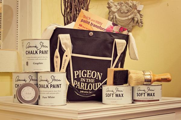 Annie Sloan Chalk Paint Kit