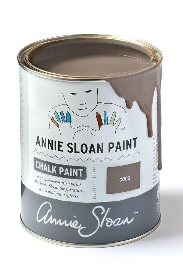 Quart 32 oz Coco Annie Sloan Chalk Paint Can