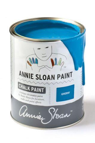 Quart 32 oz Giverny Annie Sloan Chalk Paint Can