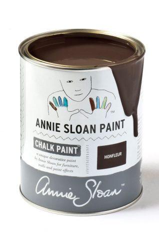 Quart 32 oz Honfleur Annie Sloan Chalk Paint Can
